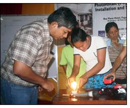 The Philippines' first women solar technicians light up rural villages