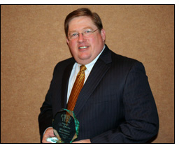 Mike Myers, Winrock chief financial officer, was named Nonprofit CFO of the Year by Arkansas Business.