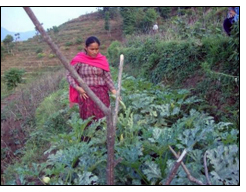 EIG literacy class improves the livelihoods of women in Nepal