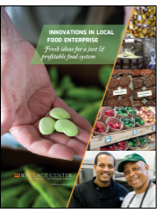 Innovations in Local Food Enterprise Report Cover