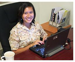 LESSP staff economist, Alia Luz.