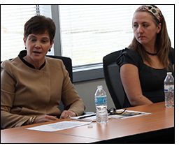 USDA Deputy Secretary Harden hosts a roundtable discussions