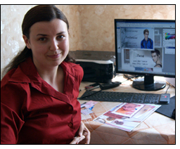 Training leads to increased prospects and income for vulnerable women in Moldova.