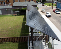 Solar Panels Installed at Craig Elementary in New Orleans