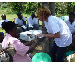 The Partnership for Safe Poultry in Kenya is helping improve the livelihoods of many women in the poultry sector.