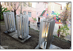 Winrock supports Municiple building energy efficiency in Georgia.