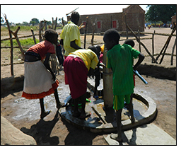 Winrock's BRIDGE Program Brings Water to Thousands of South Sudanese Families.