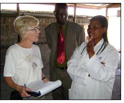 Winrock Volunteer Spotlight: Florida Woman Helps Farmers in Kenya, Returns Enriched