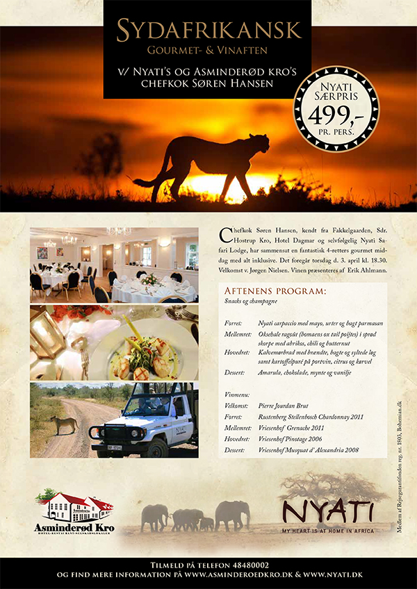 Sommertilbud 2014: Safari for hele familien