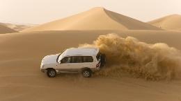 Ørken Safari i Dubai