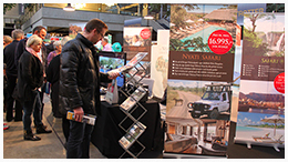 Messe stand G5752