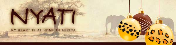 Nyati Safari Julehilsen