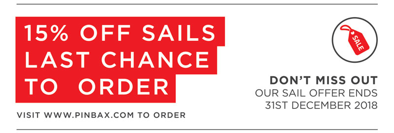 P&B Discounted Sails
