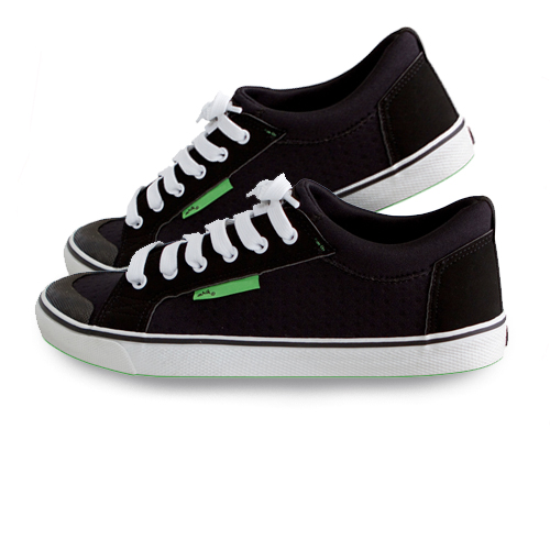 Zhik ZKGs - Black/Green
