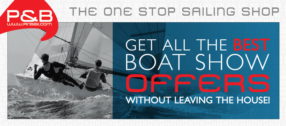 P&B The One Stop Sailing Shop, supliers of World Championship Winning Boats