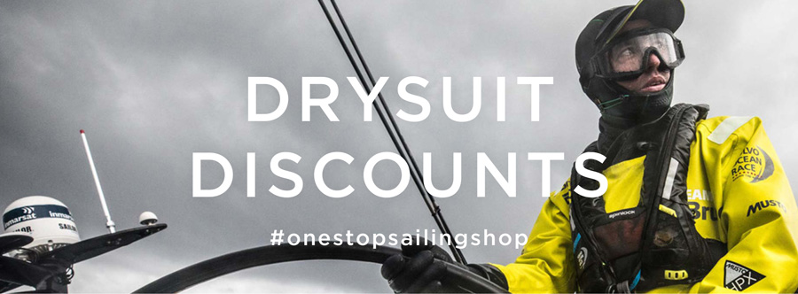Drysuit massive discounts