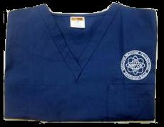 NMTCB Scrub Shirt