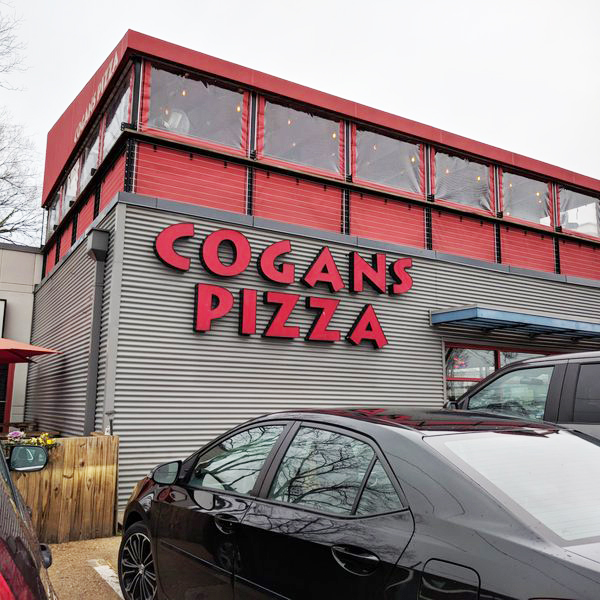 Cogans Pizza North