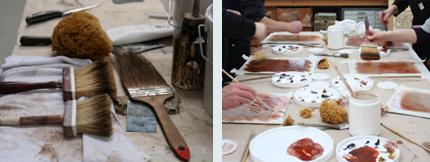 Malerarbejder – klassiske maleteknikker og forgyldning til interiører