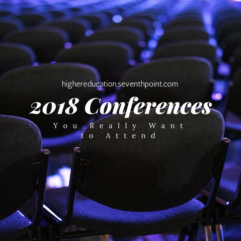 2018 Conferences You Want to Attend