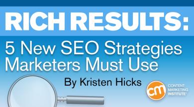 Rich Results:  5 New SEO Strategies