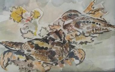 Whipporwills by Carol Talmage
