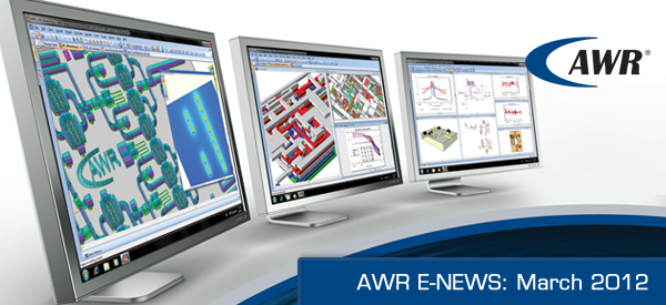 AWR E-News - January 2012