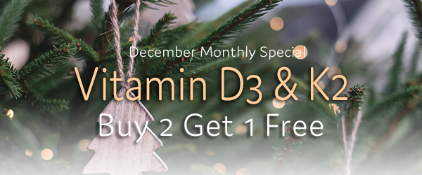 December Monthly Special