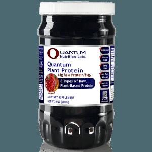 Quantum Plant Protein