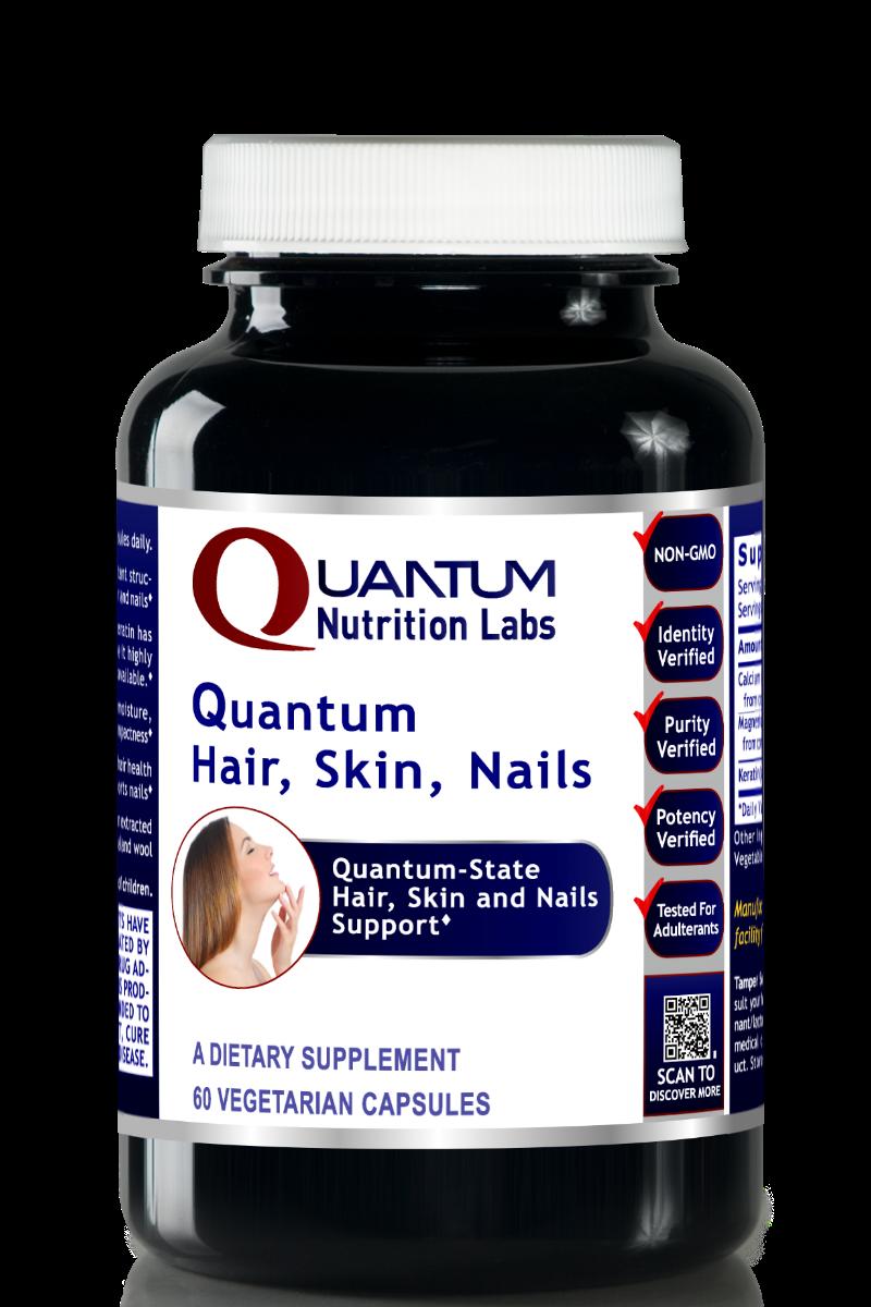 Quantum Hair, Skin, and Nails