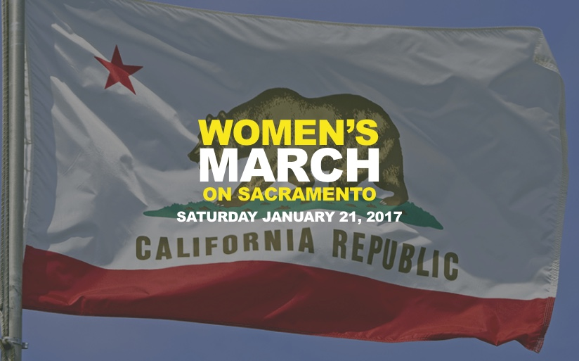 women's march on sacramento