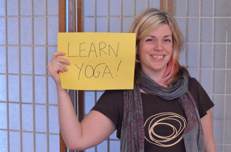 Introduction to Yoga - Yoga Basics Series at It's All Yoga with Madeleine Lohman