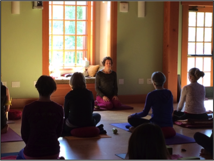 Yoga and Ayurveda Retreat at Ratna Ling with Michelle Marlahan