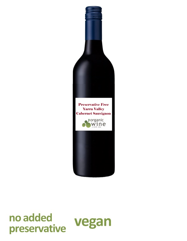 Image of OWS No Added Preservative Yarra Valley Cabernet Sauvignon 2010