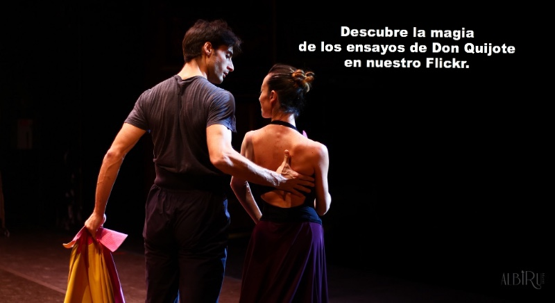 ensayos Don Quijote