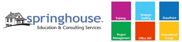 Springhouse Education and Consulting Services