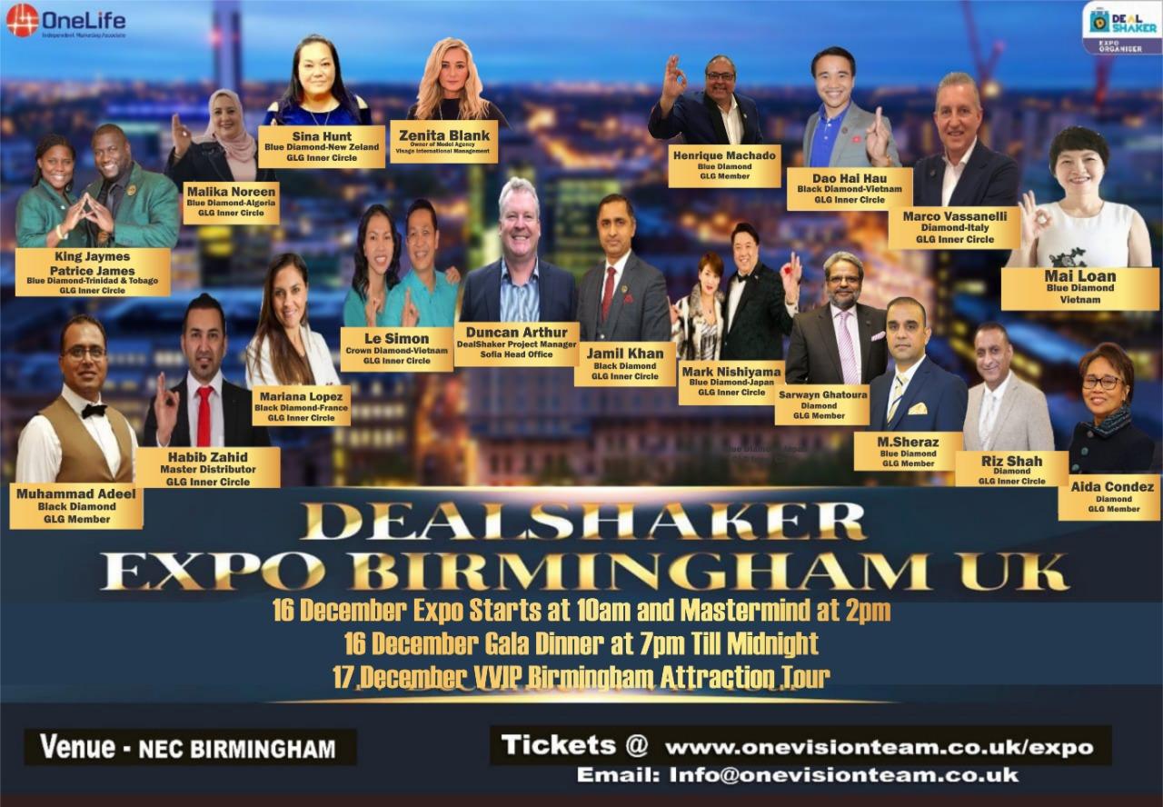 DealShaker Expo