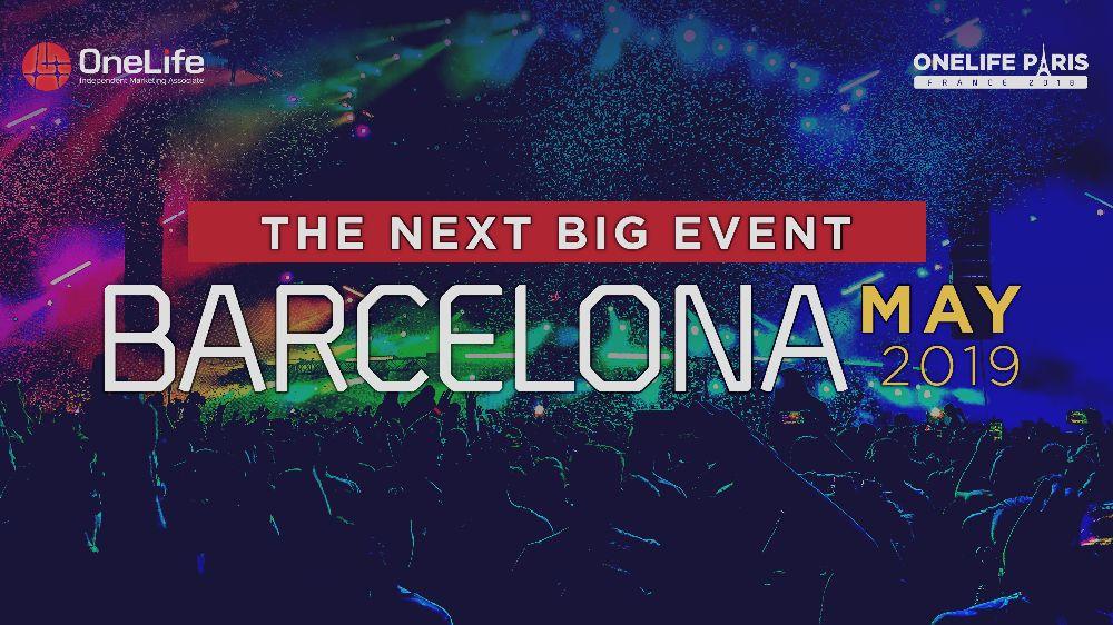 Barcelona event