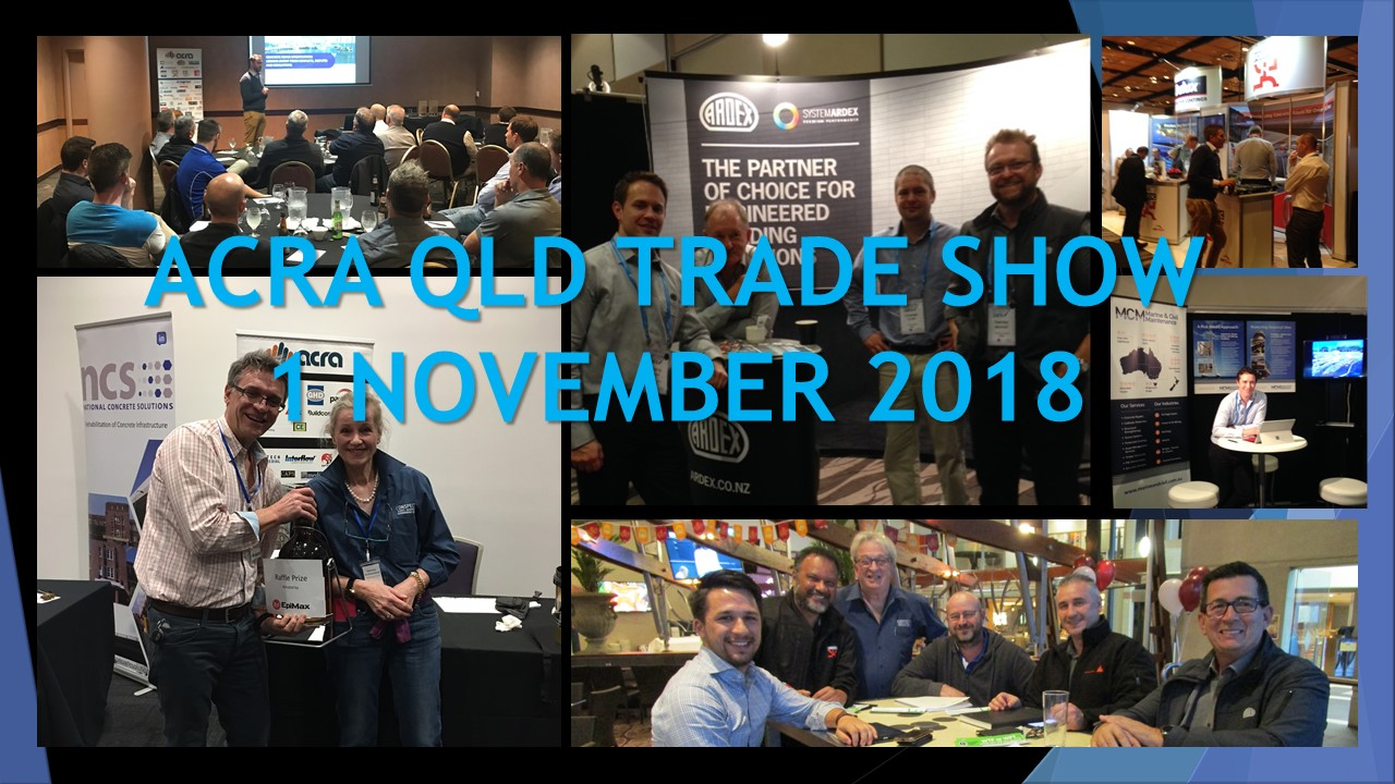 1 Nov QLD Trade Show