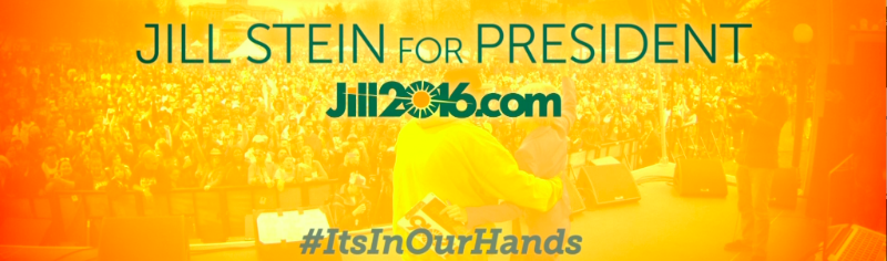 JIll Stein For President - Jill2016.com