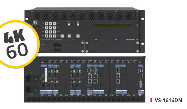 Kramer VS-1616DN Digital Matrix Switcher