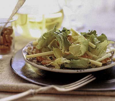 Escarole & Comte Salad