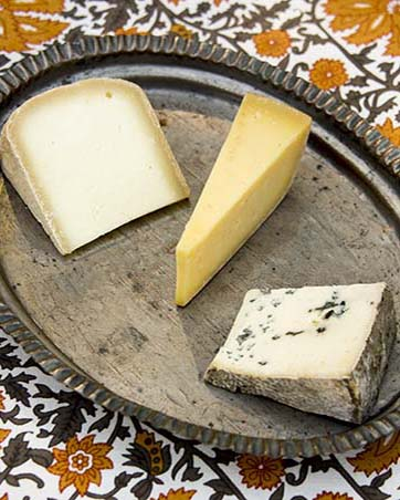 Raw Milk Cheeses