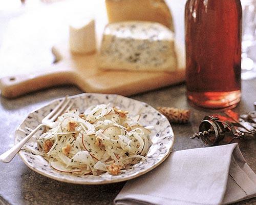 Cheese & Apple Salad