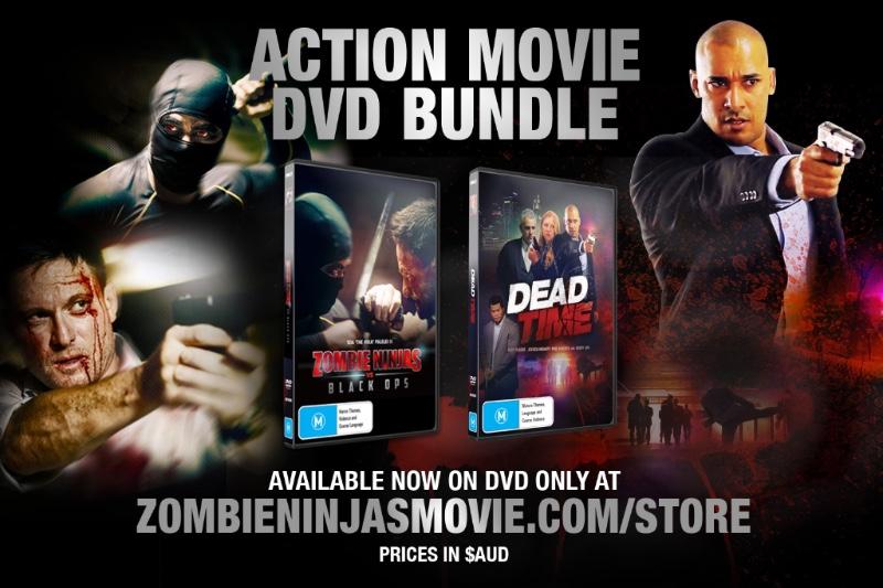 Zombie Ninjas Official Trailer