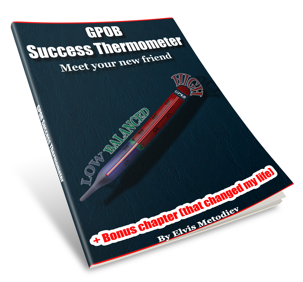 GPOB Success Thermometer - eBook Image
