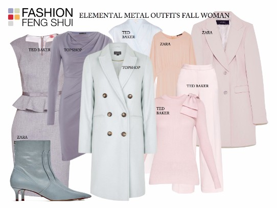 Elemental Metal Outfits for Fall