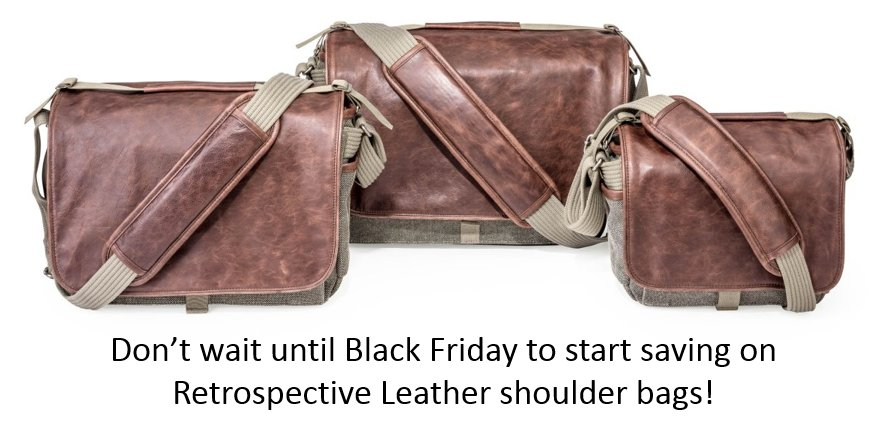 retrospective leather series