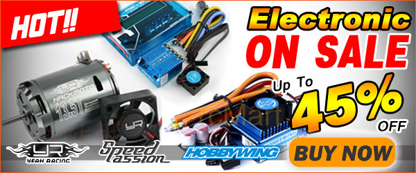 Electronic Sale (More new items stocked!)