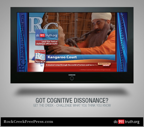 GOT COGNITIVE DISSONANCE? Get the Creek - Challenge What You Think You Know
